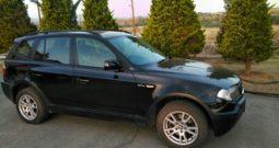 BMW X3 2.0d SE 2006