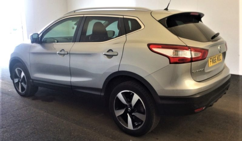 Nissan Qashqai 1.6 dci 130 N-Connecta 5dr#SOLD full