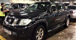 Nissan Navara 2.5 dci Acenta Double Cab Pickup 4dr#SOLD