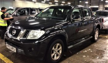 Nissan Navara 2.5 dci Acenta Double Cab Pickup 4dr#SOLD