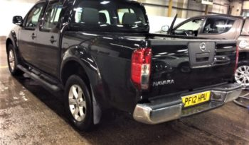 Nissan Navara 2.5 dci Acenta Double Cab Pickup 4dr#SOLD full