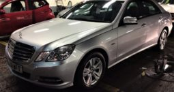 Mercedes-Benz E200 2.1 CDI B/E SE Edition