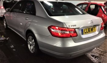 Mercedes-Benz E200 2.1 CDI B/E SE Edition#SOLD# full