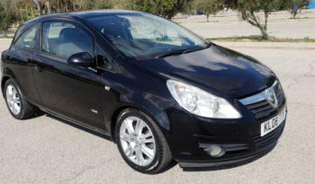Vauxhall Corsa 1.7 CDTi 16v Design 3dr (a/c) full