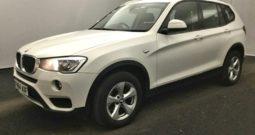 BMW X3 2.0 18d SE sDrive 5dr#SOLD#