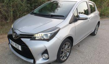 Toyota Yaris 1.3L Excel 5dr Auto cvt