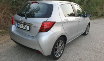 Toyota Yaris 1.3L Excel 5dr Auto cvt full