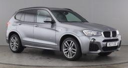 BMW X3 20D XDRIVE M SPORT