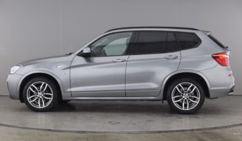 BMW X3 20D XDRIVE M SPORT full