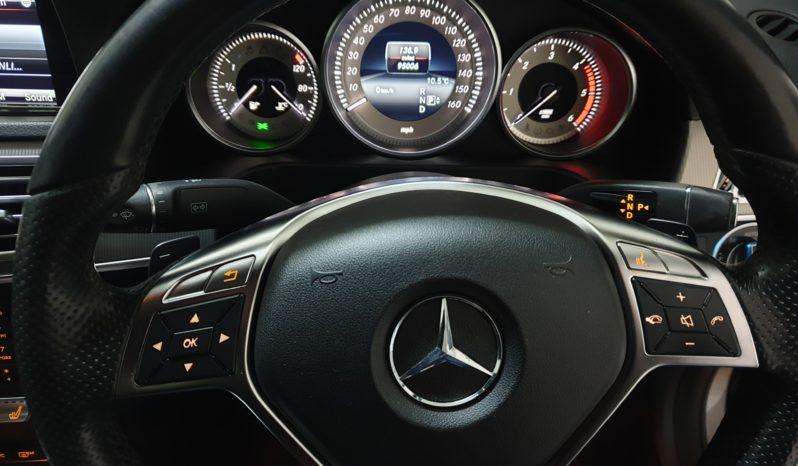Mercedes-Benz E250 2.1 CDI AMG LINE full