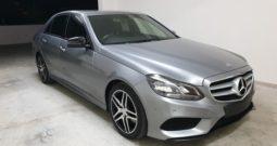 Mercedes-Benz E250 2.1 CDI AMG LINE