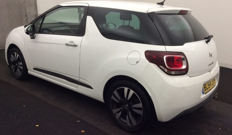 CITROEN DS3 1.6  E-HDI A/D DSTYLE full