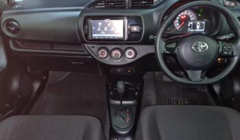 Toyota Yaris(Vitz) 1.3L h/back full