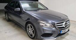 Mercedes-Benz E220 2.1 CDI AMG Sport