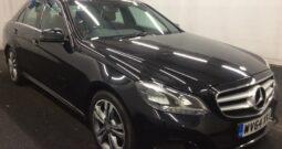 Mercedes-Benz E220 2.1 CDI B/E SE Edition