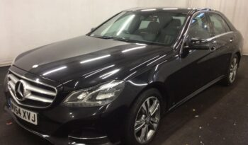 Mercedes-Benz E220 2.1 CDI B/E SE Edition full